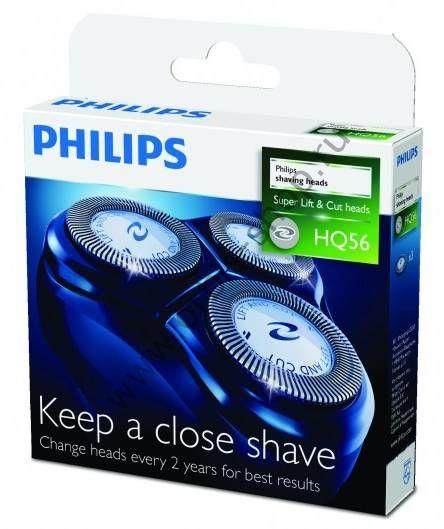Бритвенные головки Philips HQ56