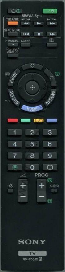 Пульт Sony RM-ED022