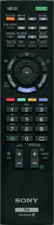 Пульт Sony RM-ED029