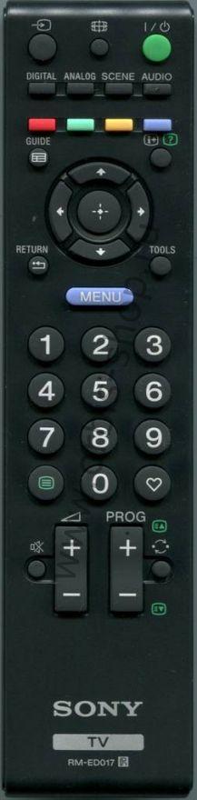Пульт Sony RM-ED017