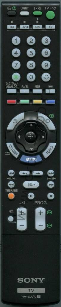 SONY RM-ED 13 оригинальный пульт для телевизора