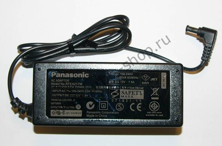 Сетевой адаптер Panasonic RFEA217W