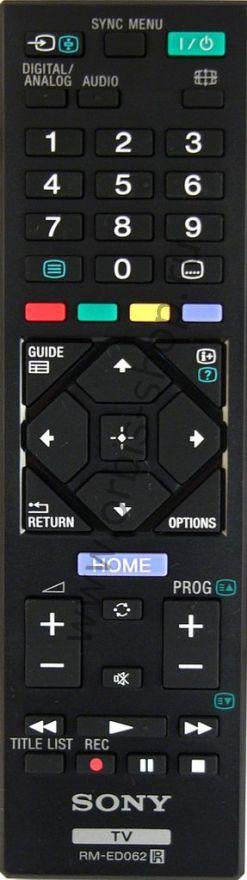 Пульт Sony RM-ED062