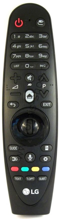 Пульт ДУ Magic Remote LG AN-MR600