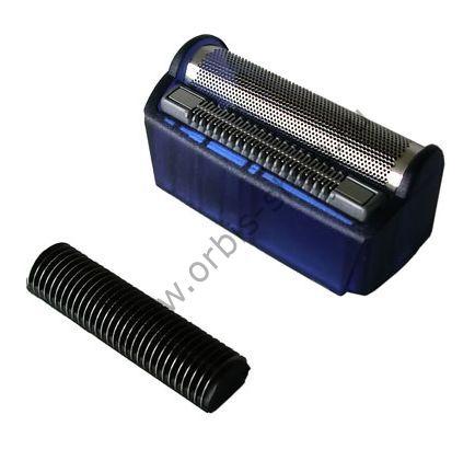 Сетка+лезвия для бритвы Braun 3000 (628) синяя