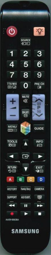 Пульт Samsung AA59-00638A