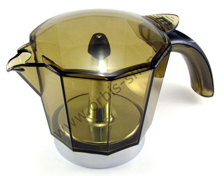 Кувшин с крышкой для кофеварки De'Longhi EMK9 ALICIA