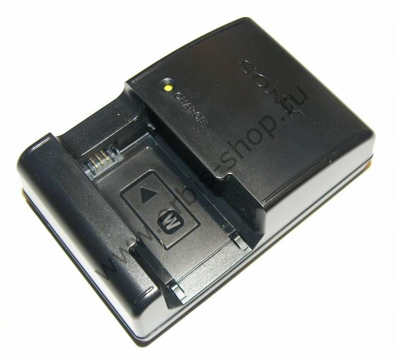 Зарядное устройство фото Sony, тип BC-VW1