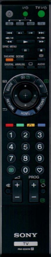 Пульт Sony RM-ED019