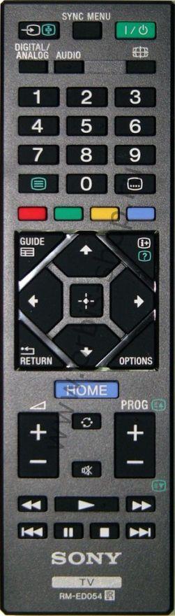 Пульт Sony RM-ED054