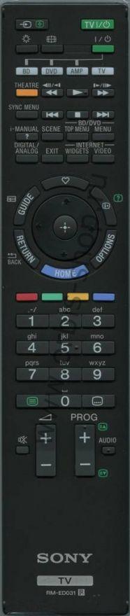 Пульт Sony RM-ED031