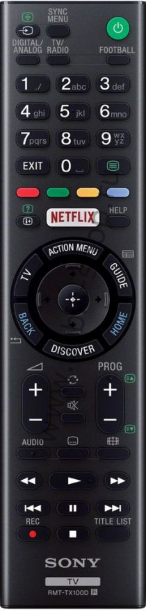 Пульт Sony RMT-TX100D