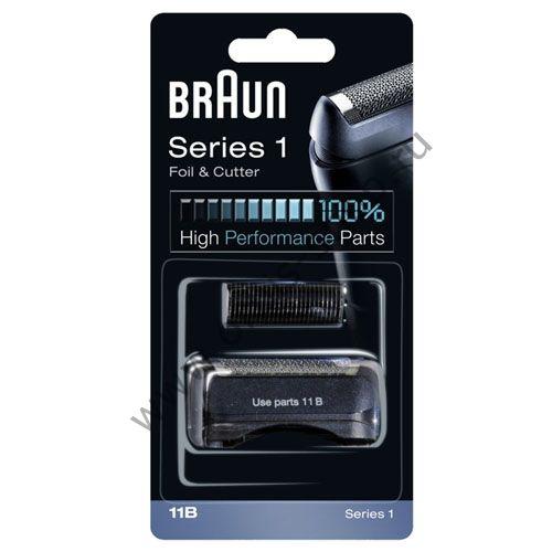 Сетка+режущий блок для бритвы Braun Series 1 (11B)